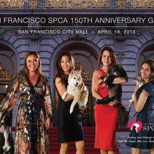 San Francisco SPCA 150th Anniversary Celebration