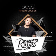 Romeo Reyes at LVL 55