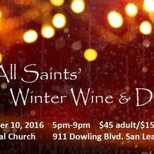 All Saints Winter Wine & Dine