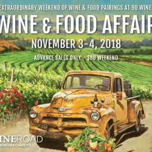 Wine and Food Affair