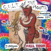 C.U.L.T. – FALL TOUR, GOLD MINOR, ALLOFASUDDEN (7:30PM)