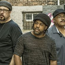 VICTOR WOOTEN with Dennis Chambers and Bob Franchescini