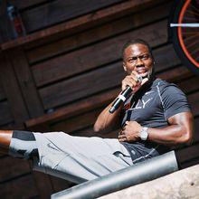 Comedian Kevin Hart to Host Rally HealthFest