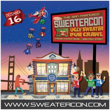 SweaterCon: San Francisco Ugly Sweater Pub Crawl