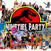 90s Singles Dance Party