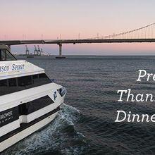 Premier Thanksgiving Dinner Cruise