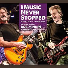 "Bob Minkin in Conversation with Paul Liberatore: ""The Music Never Stopped"""