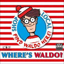 Find Waldo In West Portal
