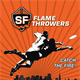 San Francisco FlameThrowers vs. San Jose Spiders