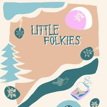 Little Folkies Family Band Holiday Concert