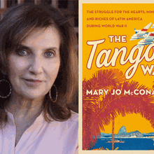 Book Launch with MARY JO McCONAHAY in Berkeley