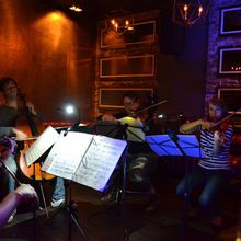 Valentine's Night Relaunch!  Classical Workshop: Live Chamber Music in a midcentury venue