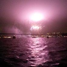 2018 NYE Fireworks Fun Cruise on San Francisco Bay!!