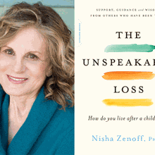 NISHA ZENOFF at Books Inc. Mountain View