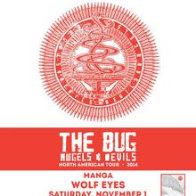 SF Station presents The Bug, Wolf Eyes, Manga