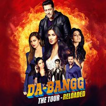 DA-BANGG (The Tour - Reloaded) feat. Salman Khan
