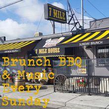 Brunch, BBQ & Dog House Jazz Jam