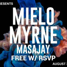 Bad Flaming Presents: Mielo & Myrne