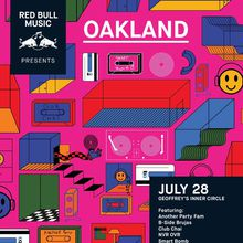 Red Bull Music Presents: Oakland