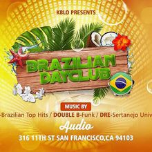 BRAZILIAN DAYCLUB @AUDIO S.F