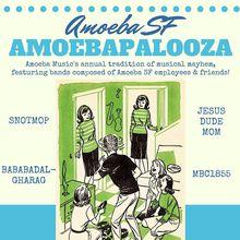 Amoebapalooza SF