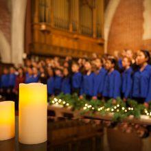 Piedmont East Bay Children's Choir: Candlelight Concert