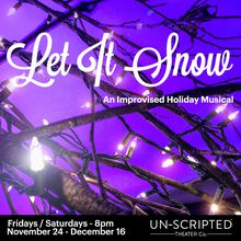 Let It Snow: An Improvised Holiday Musical