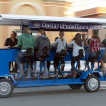 Beer Bike Pedal Tours
