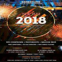 NYE 2018!! Red Carpet Bollywood/Bhangra New Year Party in SF