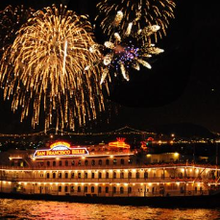 Belle of the Ball New Year's Eve Cruise