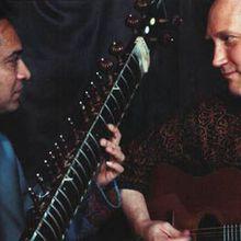 Ancient Future Guitar-Sitar Jugalbandi at SF International Arts Festival