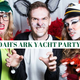 Noah's Ark Yacht Party for the San Francisco Zoo. Unleash your inner animal. Support a real one.