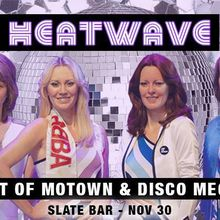 Heatwave: A Night of Motown & Disco Megahits