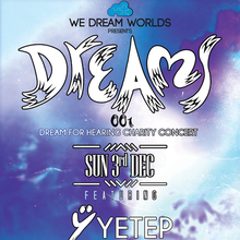 Dreams ft. Yetep  @ Cornerstone w/ WaitWhat, 3DVGR, GhostDragon, Dekay