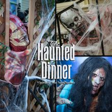 Haunted House Dinner & Spooktacular Show