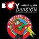 Superhero Night / Boy Division!