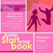 Jump Start Your Book