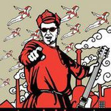 An evening with Red Elvises