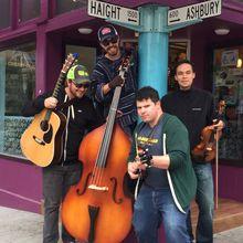 Bluegrass Bonanza w/Redwood Rodeo + Cool Pistol String Band