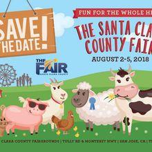 The Santa Clara County Fair