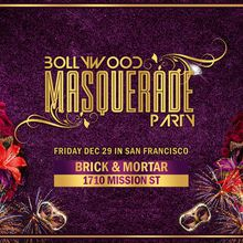 Bollywood Masquerade in San Francisco
