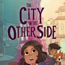 BINDERY: Mairghread Scott / The City on the Other Side