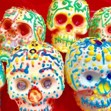4th Annual Day of Dead - Mexican Sugar Skull Making and Decorating Art Class