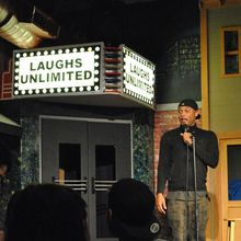 Downtown Comedy Night Late Show
