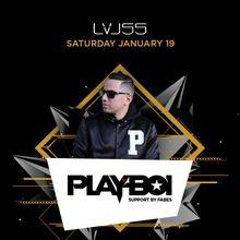 DJ Playboi at LVL55