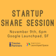 Startup Share Session