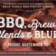 BBQ, Brews, Blends, & Blues