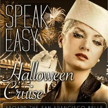 Speakeasy SF Halloween Party Cruise