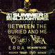 The Summer Slaughter Tour ft. Between the Buried and Me & more