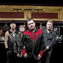 Stiff Little Fingers - 40th Anniversary Tour @ Slim's   w/ Death By Unga Bunga